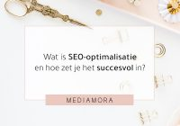 Wat is seo optimalisatie