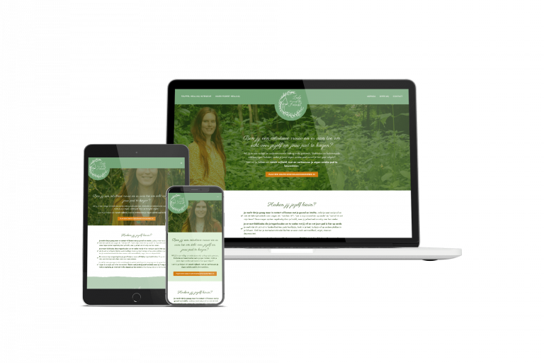 website lady of the forest